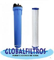 Filtro Saída Poço Artesiano Retenção Areias Grossa Gbf3000