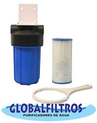 Filtro De Saída Poço Artesiano Retenção Areia Fina Gbf4200 20 Micras
