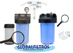 Mini Estação De Tratamento De Água GBF4200V Hotéis Fazenda E Pousadas