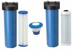 Filtros Tratamento de Água Pousadas e Fazendas GBF6000F