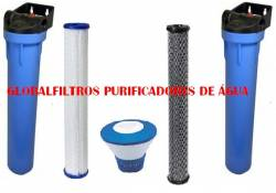 Filtros Tratamento de Água Pousadas e Fazendas GBF3000F