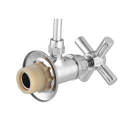 Registro Metal com Faucet para Filtros - Rosca 1/2