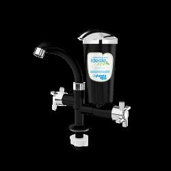 Purificador de Água de Bancada Ideale Eco Preto/ Cromado