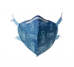 Máscara Respirador Aero2 PFF-2 S/ Válvula  - 38337
