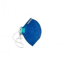 Kit 10 Máscara Respirador Descartável Pff2-v N95 Com Inmetro